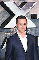 James McAvoy at a Global Fan Screening of &quot;X-Men Apocalypse&quot; at BFI IMAX, South Bank, London<br /> May 9, 2016  London, UK<br /> Picture: Steve Vas / Featureflash