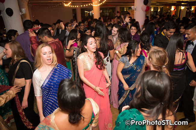 St. Louis University Indian Student Association 2014 gala.