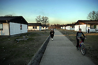 "SERBIA, Belgrade, Jan. 18, 2007..Refugee camp ""Krnjaca"" near Belgrade..© Djordje Jovanovic /EST&OST"