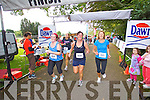 Maura O'Connor, Juan Reidburke and Eileen Leen who took part in the Killarney Women's Mini Marathon on Saturday last.