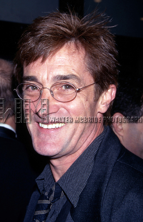 Roger Rees attends the Opening Night of 'ITriumph of Love' at the Royale Theatre on October 23, 1997 in New York City.