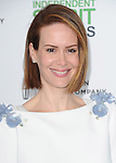 Sarah Paulson<br />  attends The 2014 Film Independent Spirit Awards held at Santa Monica Beach in Santa Monica, California on March 01,2014                                                                               &copy; 2014 Hollywood Press Agency