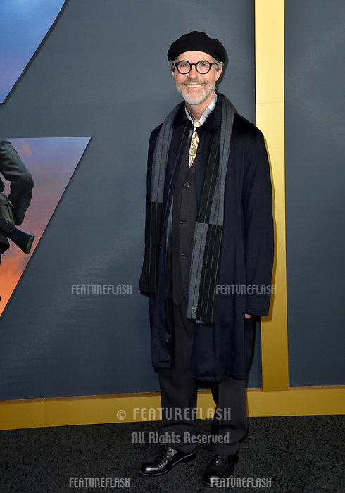 "LOS ANGELES, USA. December 19, 2019: Dennis Gassner at the premiere of ""1917"" at the TCL Chinese Theatre.<br /> Picture: Paul Smith/Featureflash"