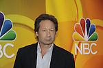 David Duchovny - Aquarius - - NBC Upfront at Radio City, New York City, New York on May 11, 2015 (Photos by Sue Coflin/Max Photos)
