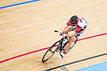 Tse Ho Yan of SCAA in action during the  Junior 17-18 1km Time Trial (Final) at the Hong Kong Track Cycling Race 2017 Series 5 on 18 February 2017 at the Hong Kong Velodrome in Hong Kong, China. Photo by Marcio Rodrigo Machado / Power Sport Images