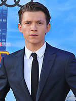 www.acepixs.com<br /> <br /> June 28 2017, LA<br /> <br /> Tom Holland arriving at the premiere of Columbia Pictures' 'Spider-Man: Homecoming' at the TCL Chinese Theatre on June 28, 2017 in Hollywood, California.<br /> <br /> By Line: Peter West/ACE Pictures<br /> <br /> <br /> ACE Pictures Inc<br /> Tel: 6467670430<br /> Email: info@acepixs.com<br /> www.acepixs.com