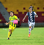 Atlético Bucaramanga venció 3-0 a Boyacá Chicó. Fecha 16 Liga Águila II-2018.