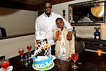 "Sean ""P.Diddy"" Combs celebrates his sons birthday at Lavo 4.1.10"