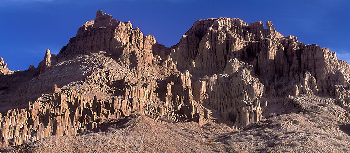 910000001 panoramic view of panaca sandstone formations in cathedral gorge state park in eastern nevada
