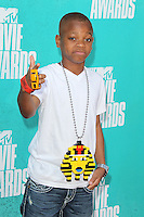 Lil Niqo at the 2012 MTV Movie Awards held at Gibson Amphitheatre on June 3, 2012 in Universal City, California. © mpi29/MediaPunch Inc.