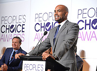 LOS ANGELES, CA. November 15, 2016: Actor Boris Kodjoe at the Nominations Announcement for the 2017 People's Choice Awards at the Paley Center for Media, Beverly Hills.<br /> Picture: Paul Smith/Featureflash/SilverHub 0208 004 5359/ 07711 972644 Editors@silverhubmedia.com