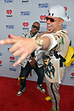 MIAMI, FLORIDA - NOVEMBER 02: Jowell and Randy attends the 2019 iHeartRadio Fiesta Latina at AmericanAirlines Arena on November 02, 2019 in Miami, Florida.  ( Photo by Johnny Louis / jlnphotography.com )