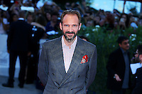 Ralph Fiennes attends the red carpet for the premiere of the movie 'A Bigger Splash' during the 72nd Venice Film Festival at the Palazzo Del Cinema in Venice, Italy, September 6, 2015. <br /> UPDATE IMAGES PRESS/Stephen Richie