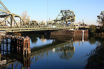 Sacramento River in Walnut Grove