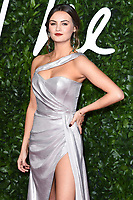 Niomi Smart<br /> arriving forThe Fashion Awards 2019 at the Royal Albert Hall, London.<br /> <br /> ©Ash Knotek  D3542 02/12/2019