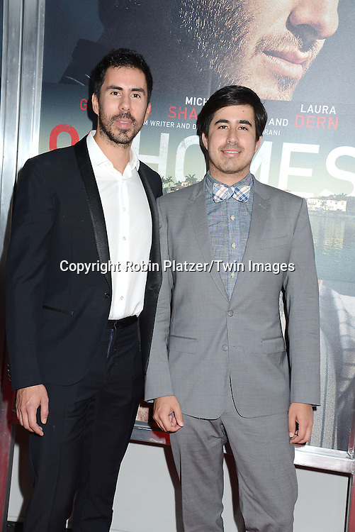 Gabriel Hammond and Daniel Hammond attends the New York Premiere of &quot;99 Homes&quot; on September 17, 2015 at AMC Loews Lincoln Square in New York City, New York, USA.<br /> <br /> photo by Robin Platzer/Twin Images<br />  <br /> phone number 212-935-0770