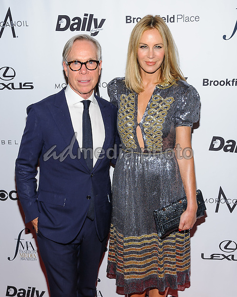 08 September 2016 - New York, New York- Tommy Hilfiger, Dee Ocleppo. Daily Front Row's Fourth Annual Fashion Media Awards. Photo Credit: Mario Santoro/AdMedia