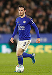 Ben Chillwell of Leicester City during the Carabao Cup match at the King Power Stadium, Leicester. Picture date: 8th January 2020. Picture credit should read: Darren Staples/Sportimage