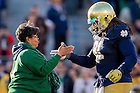 11.14.15 Gameday ND vs. Wake Forest