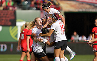 NWSL Semi-finals: Portland Thorns FC vs Western New York Flash, October 2, 2016