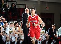2012 America East Basketball Game 14
