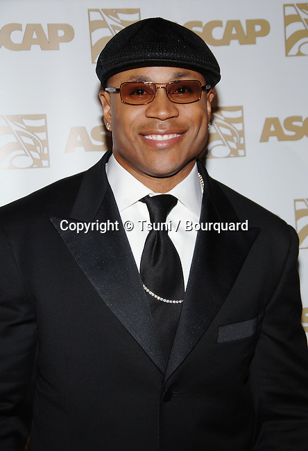 LL Cool J arriving at the ASCAP Awards 2006 at the Beverly Hilton  In Los Angeles. June 26, 2006.