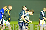 Darragh O'Shea back Training woih the Kerry Team.