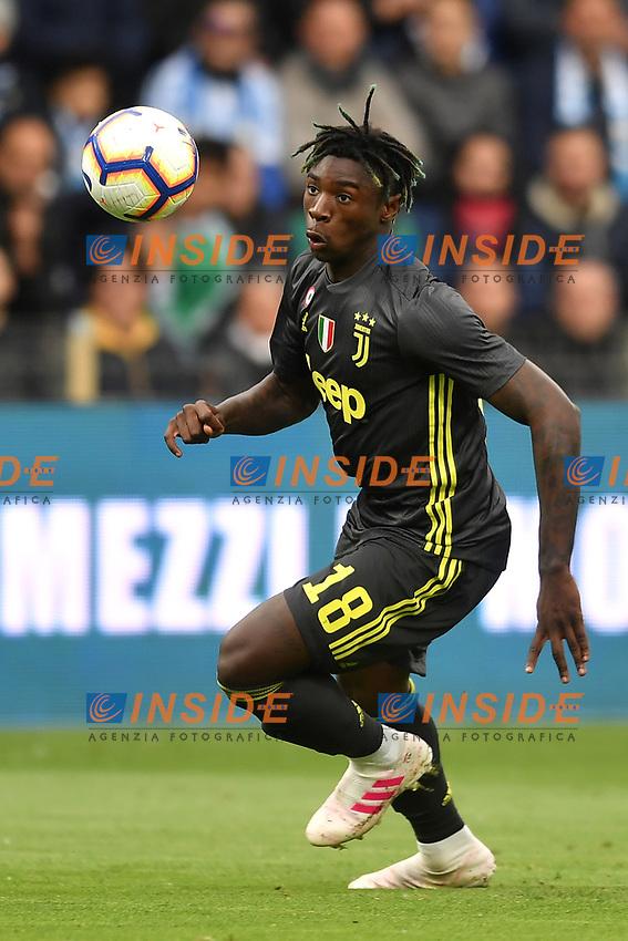 Moise Kean of Juventus <br /> Ferrara 13-4-2019 Stadio Paolo Mazza Football Serie A 2018/2019 SPAL - Juventus <br /> Foto Andrea Staccioli / Insidefoto