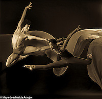 Shots of Dancers in New York Lois Greenfield Studio