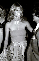 Cheryl Tiegs at Studio 54 1981<br /> John Barrett/PHOTOlink.net