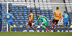 Ryan Bowman scores for Motherwell