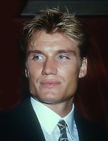 Dolph Lundgren, 1990, Photo By Michael Ferguson/PHOTOlink