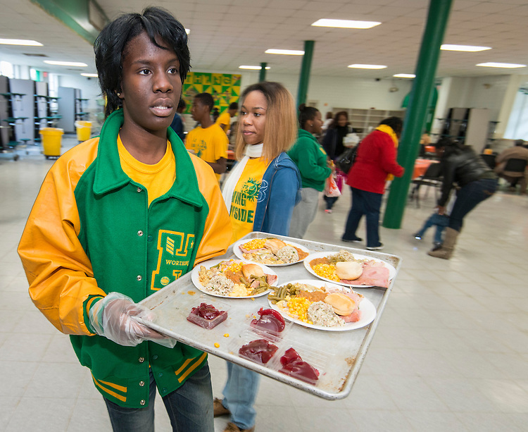 Worthing Sunnyside Feast | Houston Independent School District