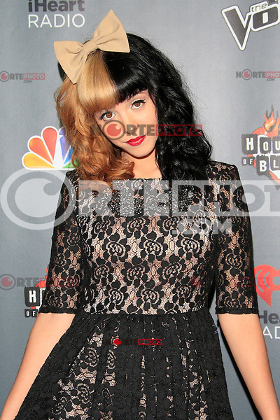 WEST HOLLYWOOD - NOV 8: Melanie Martinez at the NBC's 'The Voice' Season 3 at House of Blues Sunset Strip on November 8, 2012 in West Hollywood, California.  Credit: MediaPunch Inc. /NortePhoto.com