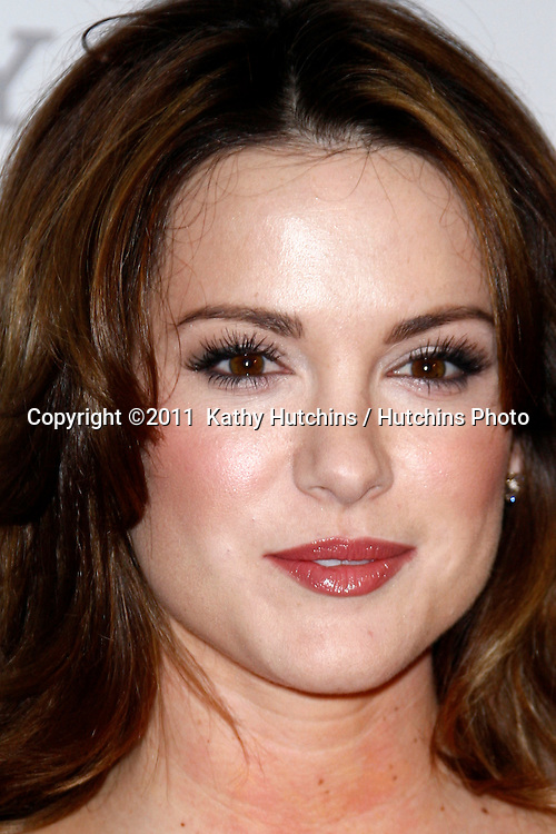 """LOS ANGELES - JAN 23:  Danneel Harris arrives at the """"The Roommate"""" Screening at Theater on January 23, 2011 in West Hollywood, CA"""