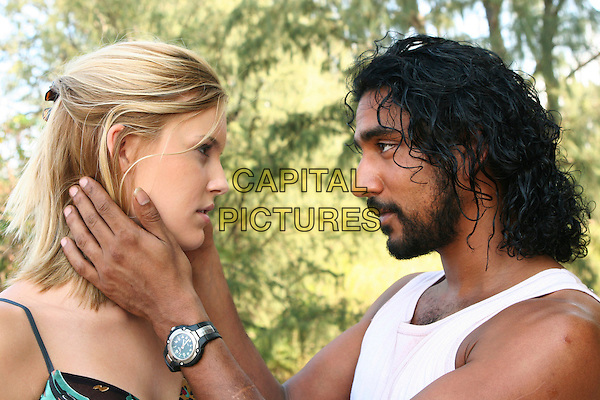 MAGGIE GRACE & NAVEEN ANDREWS.in Lost.*Editorial Use Only*.www.capitalpictures.com.sales@capitalpictures.com.Supplied by Capital Pictures.