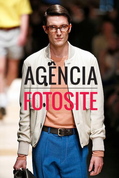 MIlao, Italia &ndash; 06/2014 - Desfile de Canali durante a Semana de moda masculina de Milao - Verao 2015. <br /> Foto: FOTOSITE