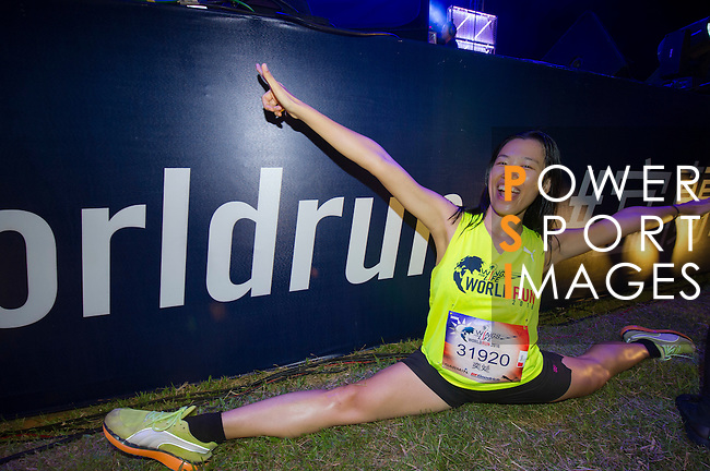 After Party during the Wings for Life World Run on 08 May, 2016 in Yilan, Taiwan. Photo by Lucas Schifres / Power Sport Images