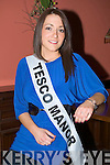 Contestants for the 2009 Kerry Rose selection who met up at the Imperial Hotel, Tralee on Saturday night Danielle Bodell (Tesco, Manor Tralee)