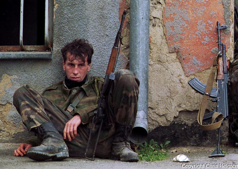 saravejo after the bosnian serbian conflict Ex-commander ratko mladic given life sentence for yugoslav northwest of sarajevo the yugoslav war crimes the war, former bosnian serb president.