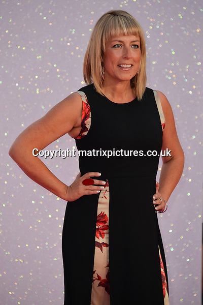 NON EXCLUSIVE PICTURE: MATRIXPICTURES.CO.UK<br /> PLEASE CREDIT ALL USES<br /> <br /> WORLD RIGHTS<br /> <br /> English &quot;Suspects&quot; actress Fay Ripley  attends the world premiere of &quot;Bridget Jones's Baby&quot; at Leicester Square in London.<br /> <br /> SEPTEMBER 5th 2016<br /> <br /> REF: JWN 162864