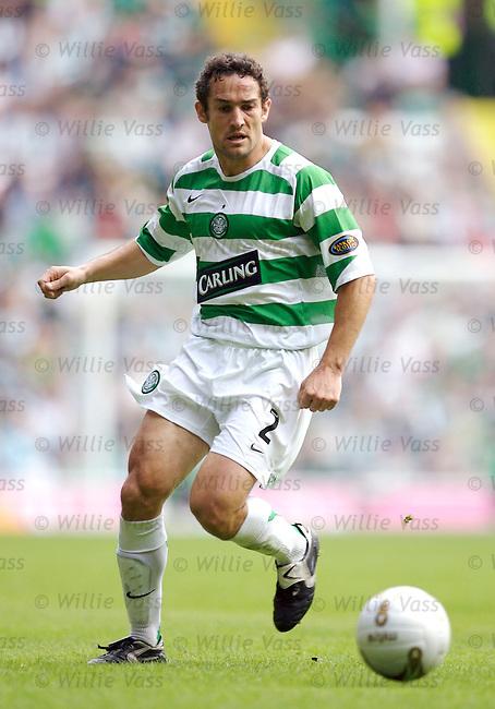 Paul Telfer, Celtic.stock season 2006-2007.pic willie vass