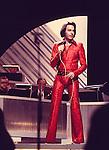 Neil Diamond 1975..© Chris Walter