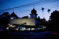 The road between Pattani and Yala in Southern Thailand is a dangerous place to be at dusk, this is when most of the bombings, shootings and outbreaks of violence in the area occur. There is on average one serious incident a month along this stretch of road. The insurgency in Southern Thailand began as a conflict between the Malay muslim population and central government, but now the boundaries have become blurred and various guerilla groups have become involved. No-one seems certain as to who is fighting who. As of March 2008, the insurgency had claimed as many as 3,000 lives.