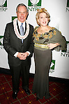 Mayor Michael Bloomberg & Bette Midler.attending Bette Midler's New York Restoration Project's (NYRP) HULAWEEN Benefit Gala at the Waldorf Astoria Hotel in New York City..October 31, 2007.© Walter McBride /