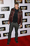 "WESTWOOD, CA. - January 29: Actor Kellan Lutz arrives at the Los Angeles Premiere of ""Push"" at the Mann Village Theater on January 29, 2009 in Westwood, California."