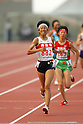 Hitomi Niiya (Kojokan),AUGUST 6, 2005 - Athletics:During the 2005 All-Japan Inter High School Championships in Chiba (Photo by Daiju Kitamura/AFLO SPORT) (1045)