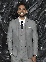 Jussie Smollett attends the World Premiere of ALIEN CONVENANT. London, UK. 04/05/2017 | usage worldwide /MediaPunch ***FOR USA ONLY***
