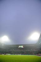 FUSSBALL   1. BUNDESLIGA   SAISON 2012/2013    22. SPIELTAG SV Werder Bremen - SC Freiburg                                16.02.2013 Bremer Weserstadion
