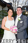 Bernadette Mc Galey, Kilflynn, daughter of Billy and Patricia McGaley, and Paudie Egan, Causeway, son of Padraig and Mary Egan were married at St. Johns Church Causeway by Fr. Brendan Walsh on Saturday 14th March 2015 with a reception at Ballygarry House Hotel